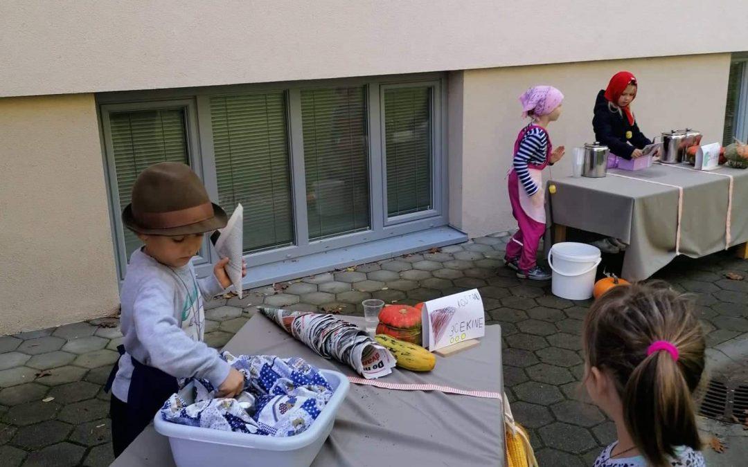 Želodkov jesenski piknik