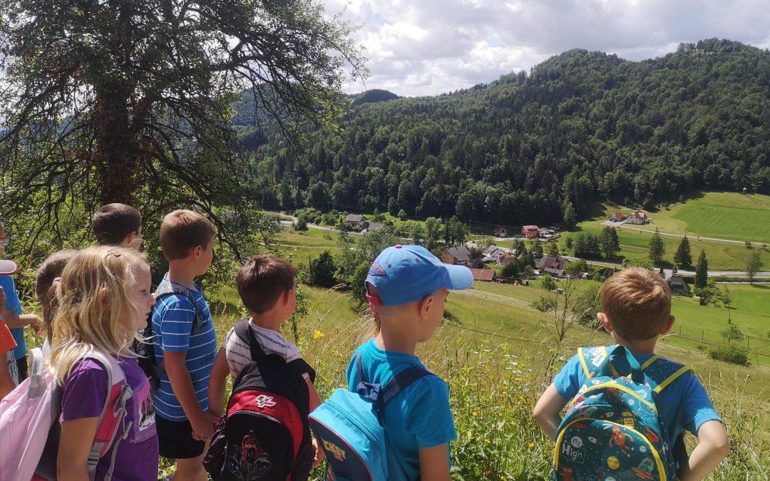 Pohod po obronkih Vinske gorice
