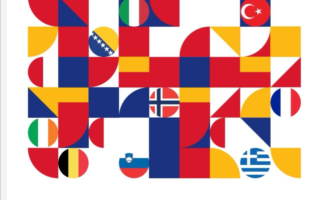 Vrtci na potepu po Evropi